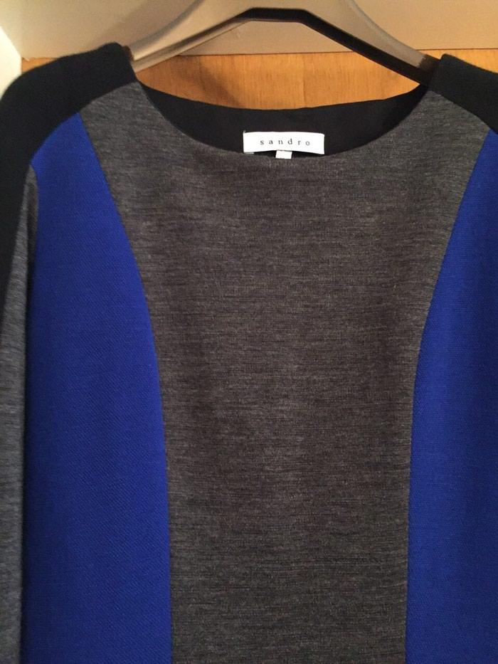 Original Sandro haljina moderna, kupljena u Londonu. Photo 1