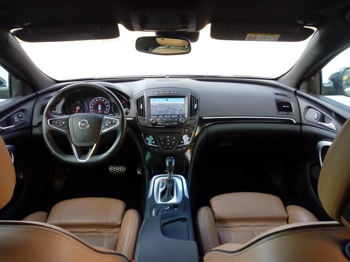 Opel Insignia 2015. Photo 4