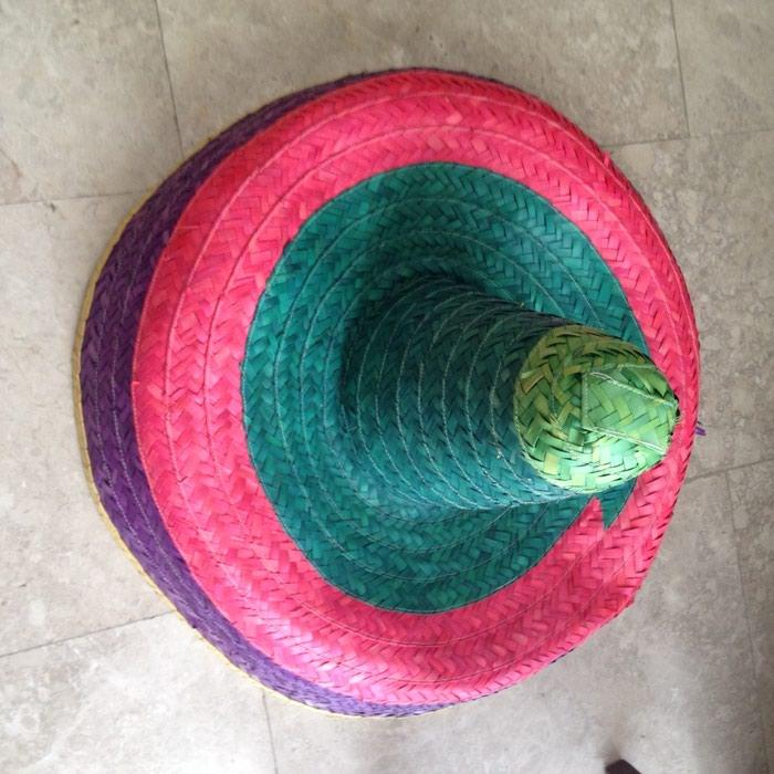 Μεξικάνικα καπέλα (δύο) - Αφόρετα. Για ένδυση ή για decor.. Photo 2