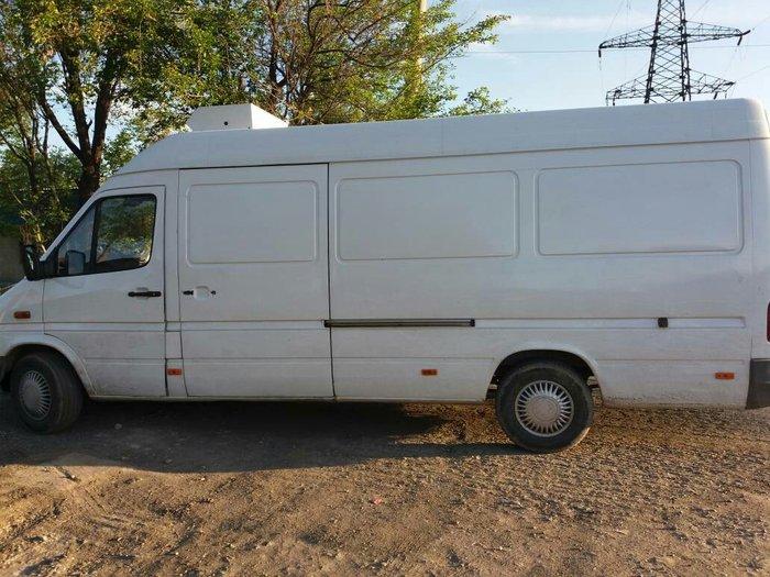 Ищу работу хорошо оплачиваемую Спринтер холодильник в Бишкек