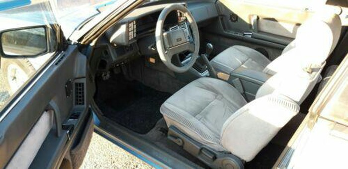 Mazda 929 1987. Photo 4