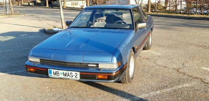 Mazda 929 1987. Photo 1