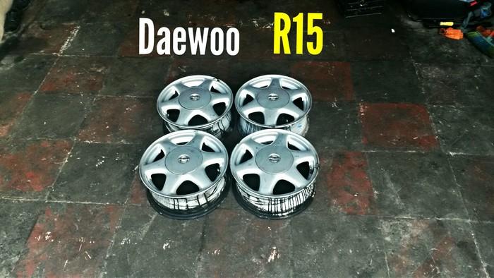 Daewoo R15 Disklər. Photo 0