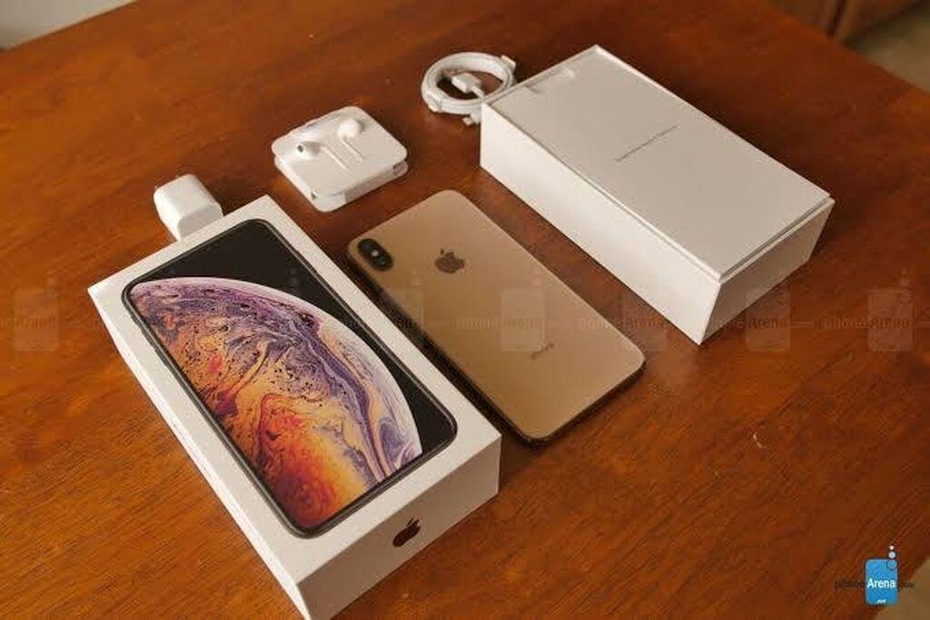 IPhone Xs Max | 256 GB | Χρυσός | Νέα: IPhone Xs Max | 256 GB | Χρυσός | Νέα
