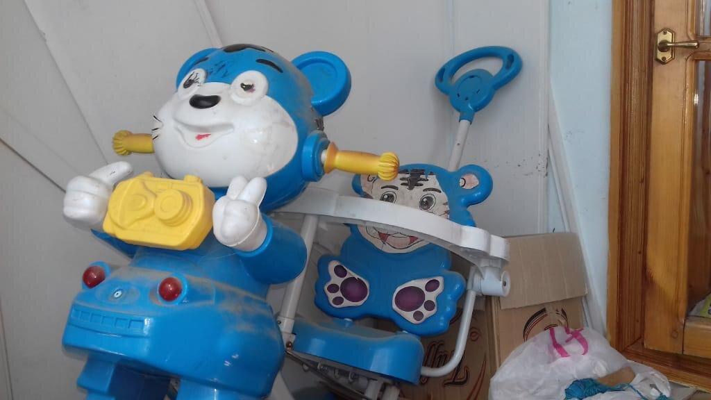 Uşaq velosipedi. 35azn qiymeti