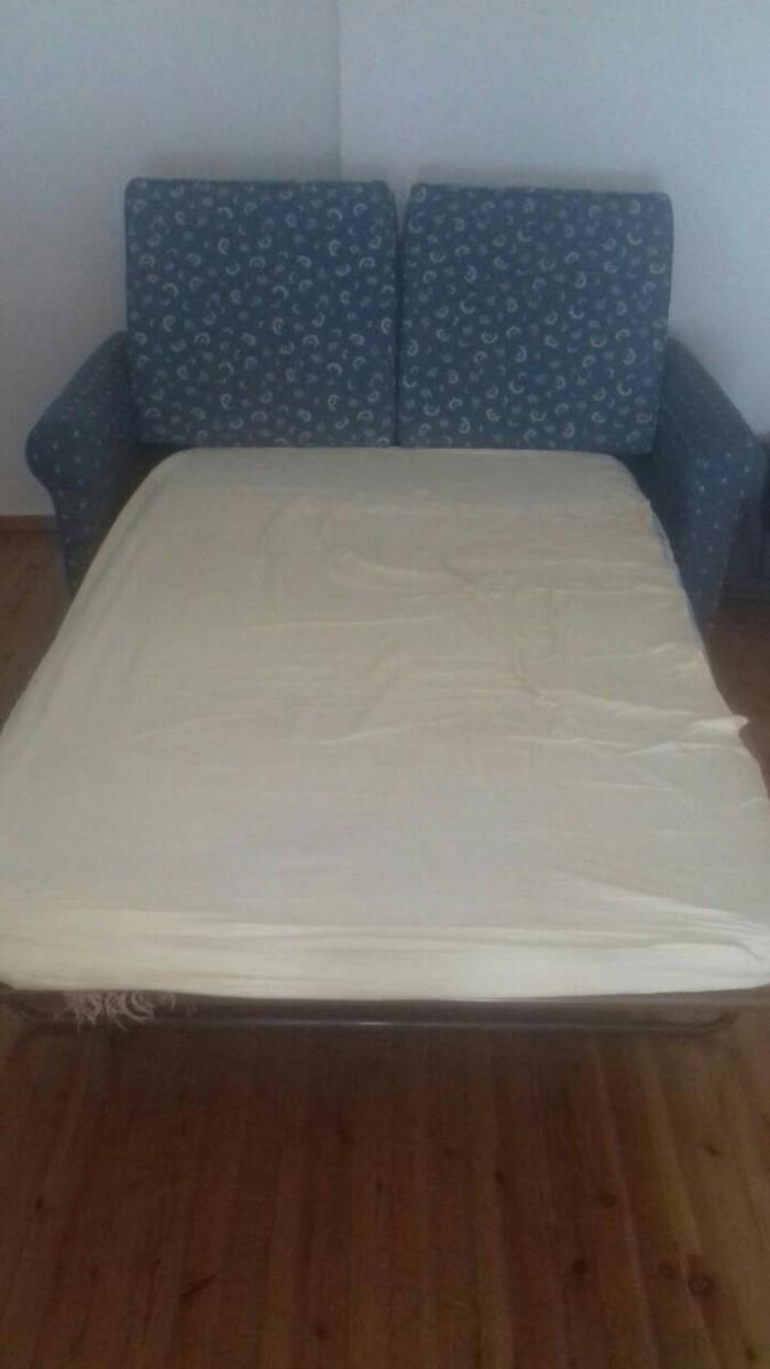 Καναπές διθεσιος -κρεβάτι μόνο 80 ευρώ. Θεσσαλονίκη 9. Photo 1
