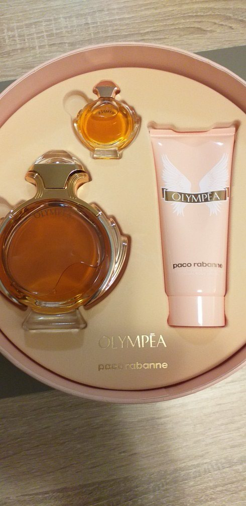 Parfem. Olympea,Paco Rabanne.80ml. Original. Novo!. Photo 1