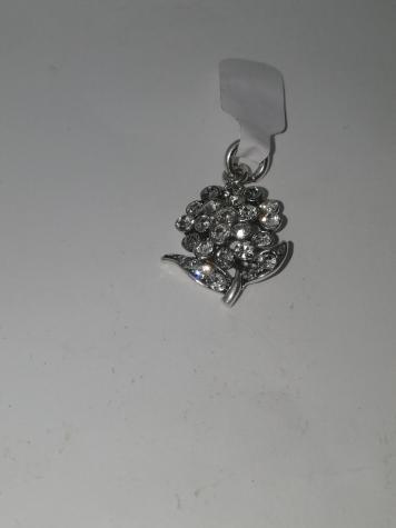 Privezak, srebro 925