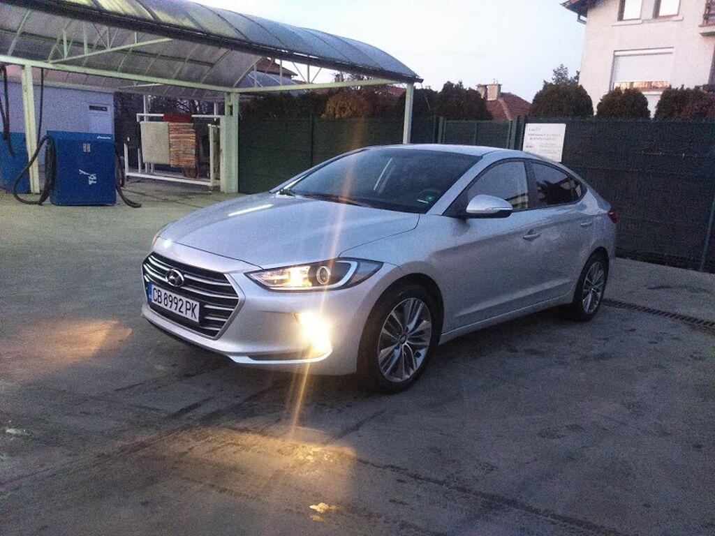 Hyundai Elantra 1.6 l. 2016 | 33000 km