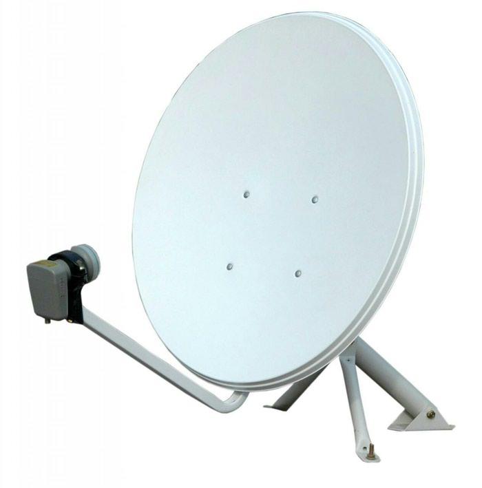 Установка спутниковых антенн любые в Рудаки