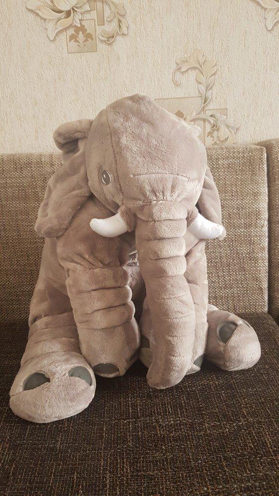 """мягкая игрушка """"большой слон"""". новый. в Бишкек"""