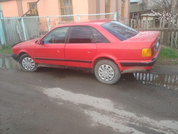 Audi S4 1991. Photo 0