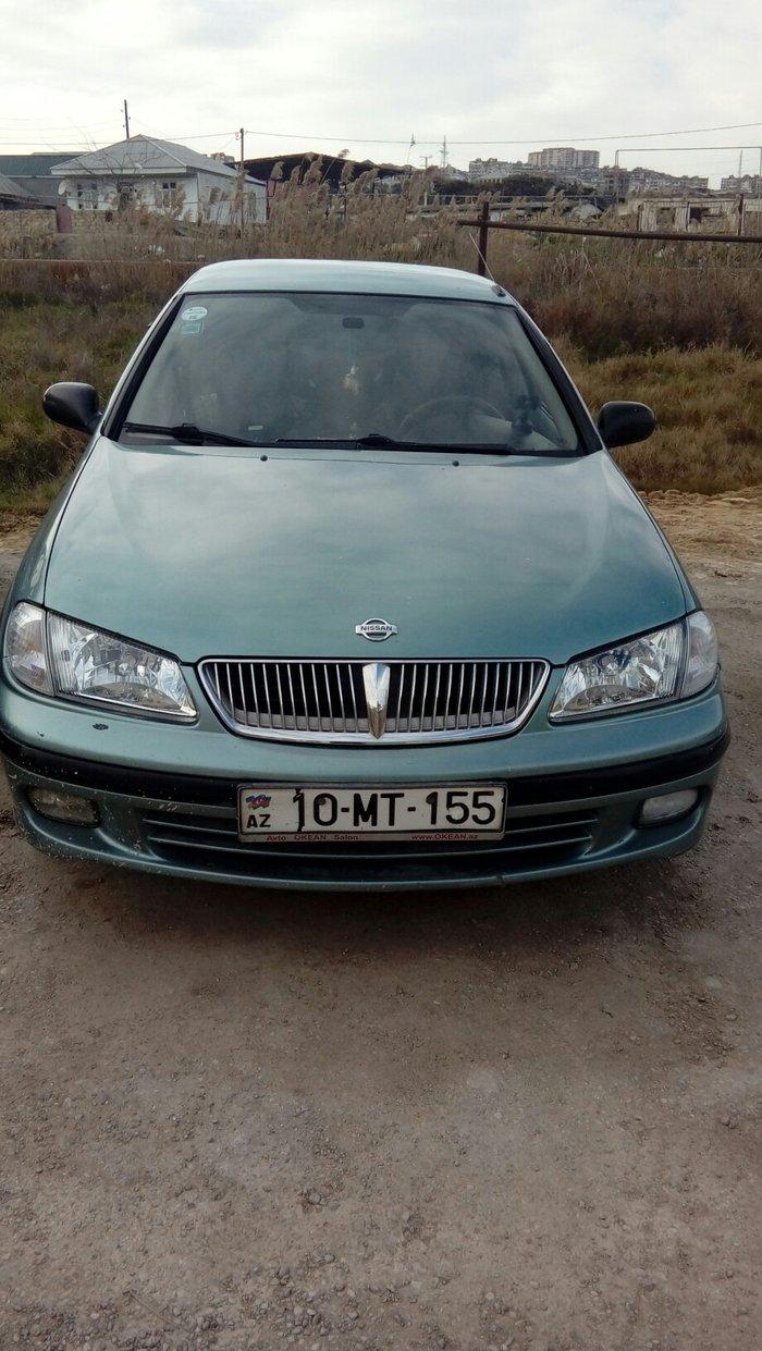 Bakı şəhərində Nissan Sunny 2001