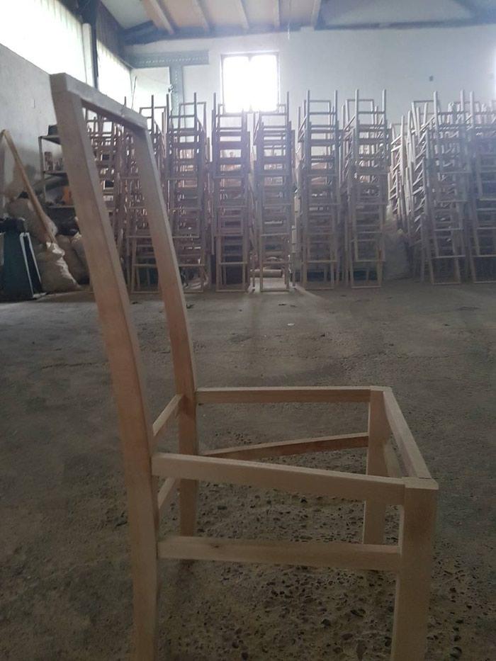 Gestele za obučene stolice direktno iz proizvodnje