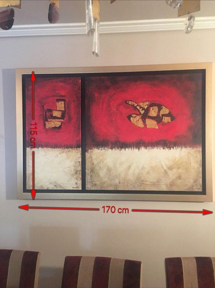 Bizart πίνακας 115 χ 170
