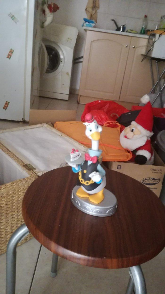Gus Goose statuette from Deagostini's series Disney collection. σε Άγιοι Ανάργυροι