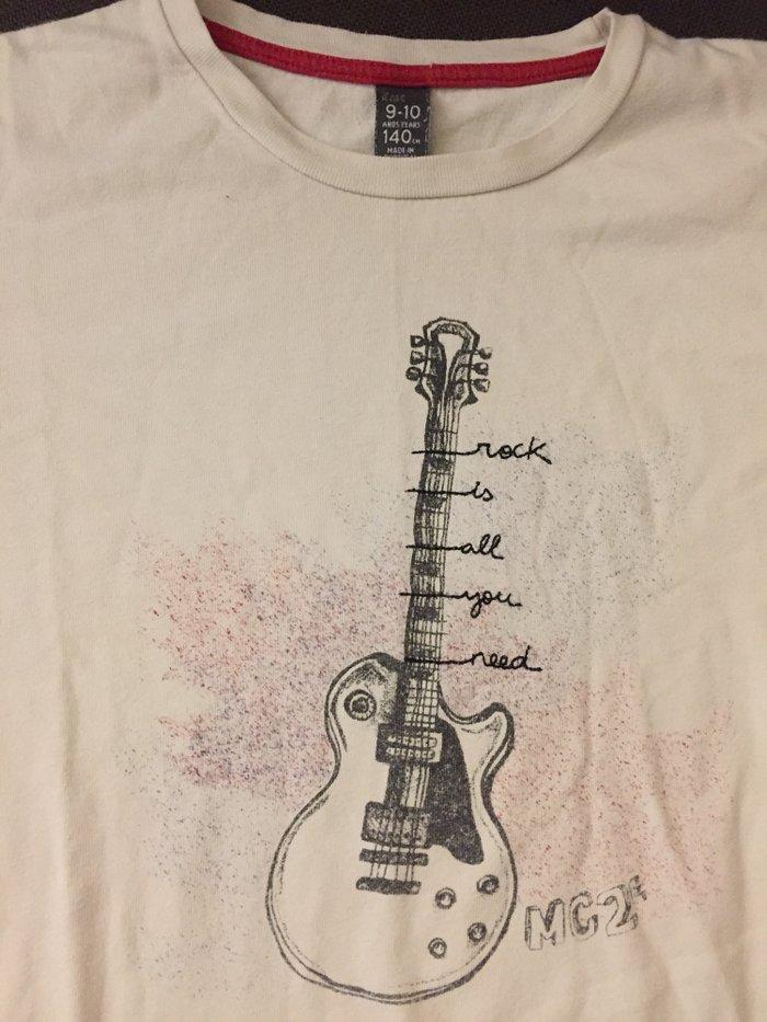 Παιδικό T-shirt No ηλικία 6-8 4€ . Photo 1