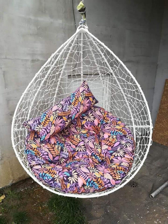 Ljuljaska sa mrezom je 15000 sa jastukom 16000