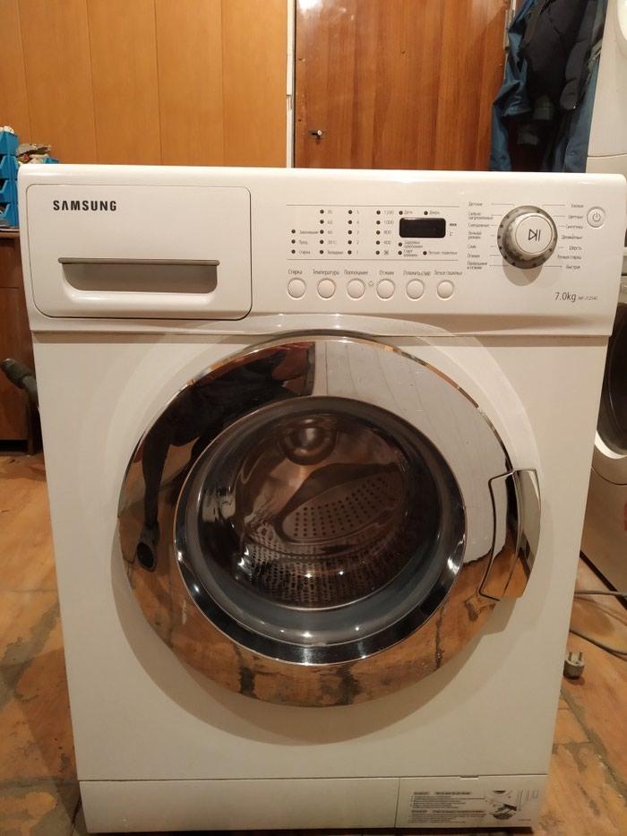 Avtomatik Washing Machine Samsung 7 kg.. Photo 1