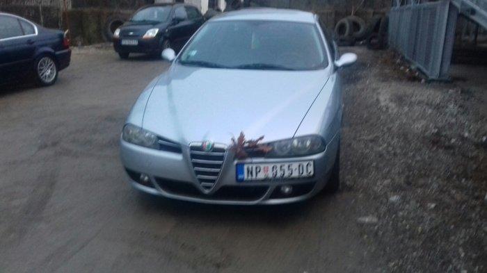 Prodajem alfu 156 19mjt 2005g.Odlican bez ulaganja. - Kosovska Mitrovica