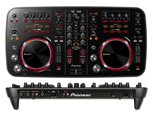 Pioneer DDJ-ERGO LIMITED DJ Controller. Photo 1