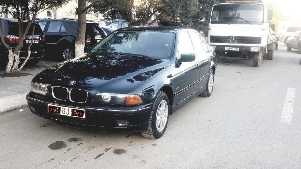Ceyranbatan şəhərində BMW 5 series 1997