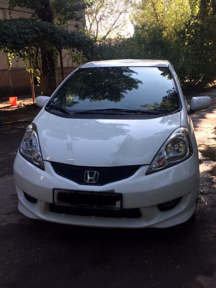 Honda Fit 2010. Photo 2
