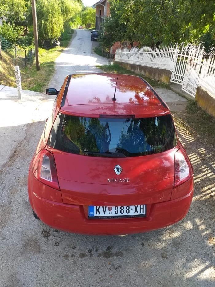 Renault Megane 1.5 l. 2005 | 227000 km