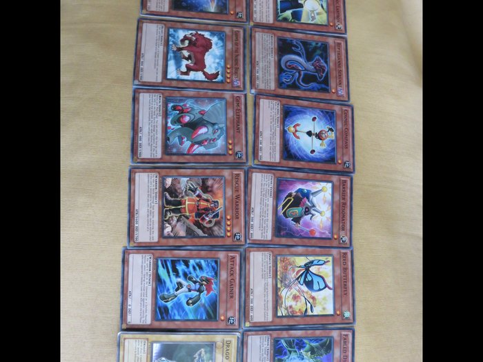 52 καρτες Yu-Gi-Oh αυθεντικες.. Photo 4