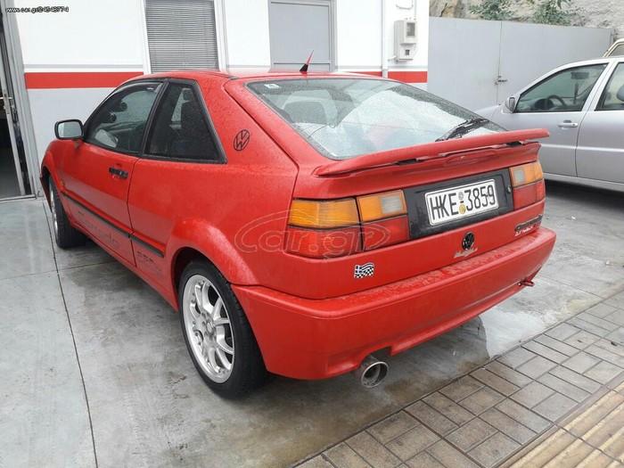 Volkswagen Corrado 1990. Photo 2