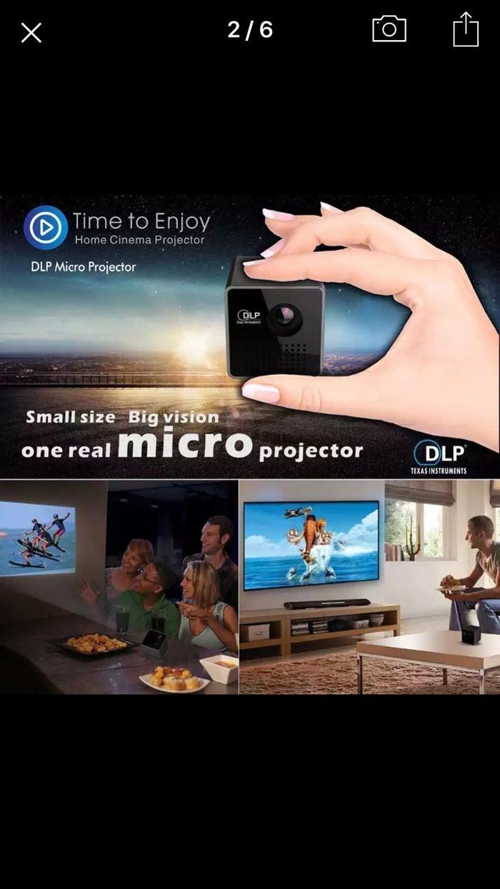 Mini smart proyektor. Photo 0