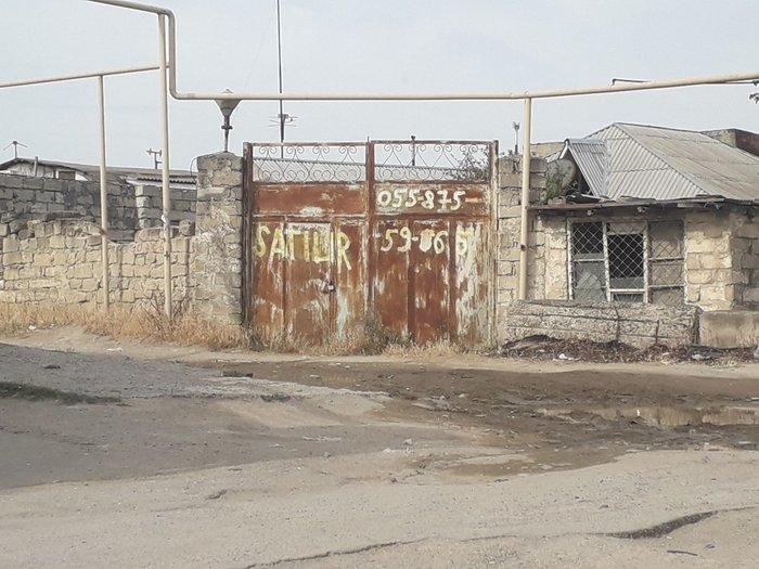 Bakı şəhərində Salam torpaq balaxanida yerlesir merkezdedi kupcasi var 4 sotdu qiymet