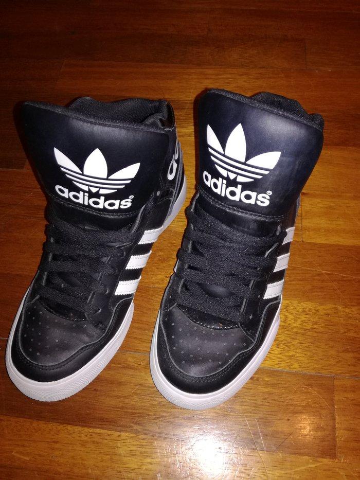 Μποτακια adidas γνησια νουμερο 37 φορεμενα μια φορα σε Αθήνα