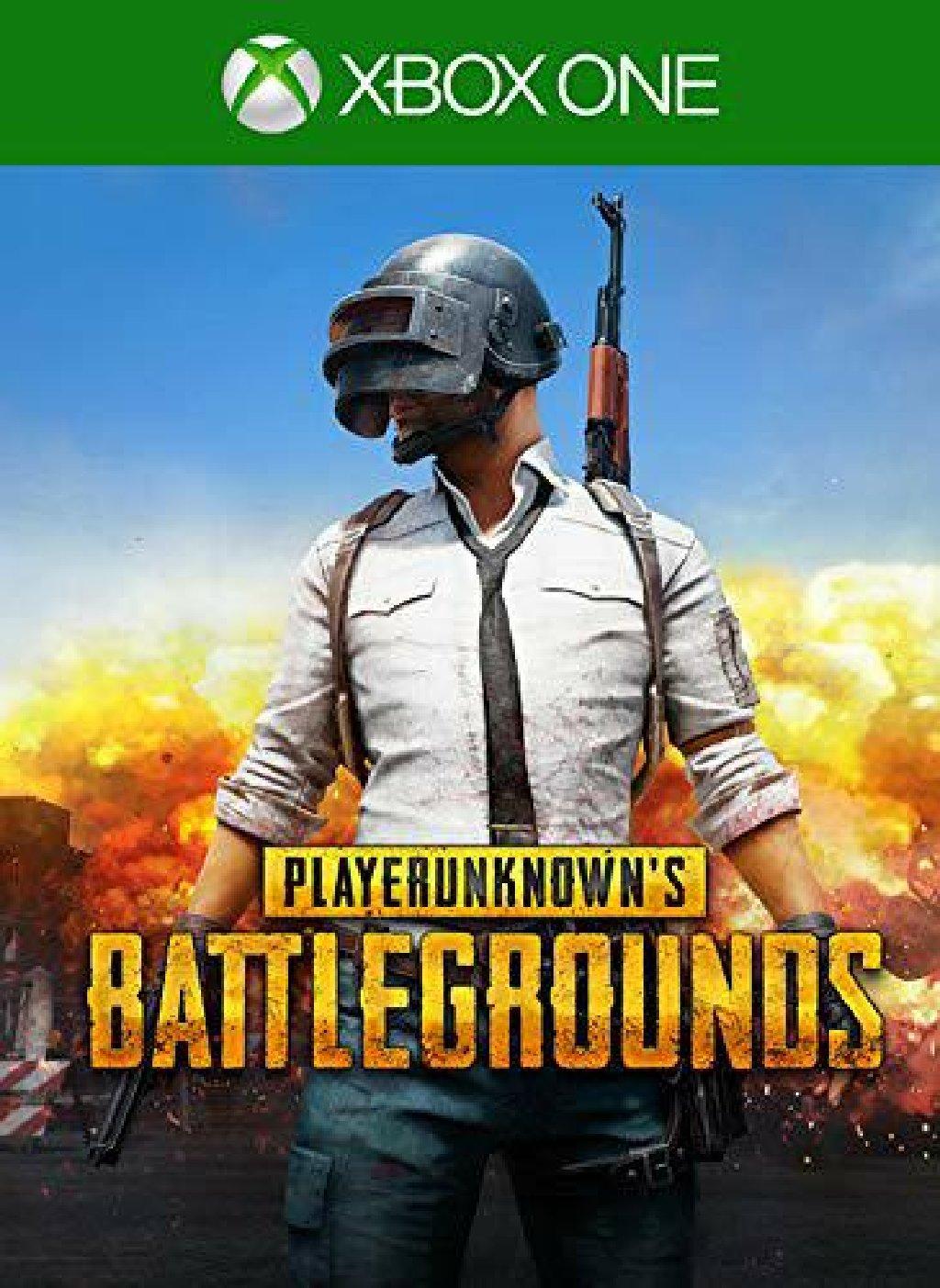 PUBG για Xbox One