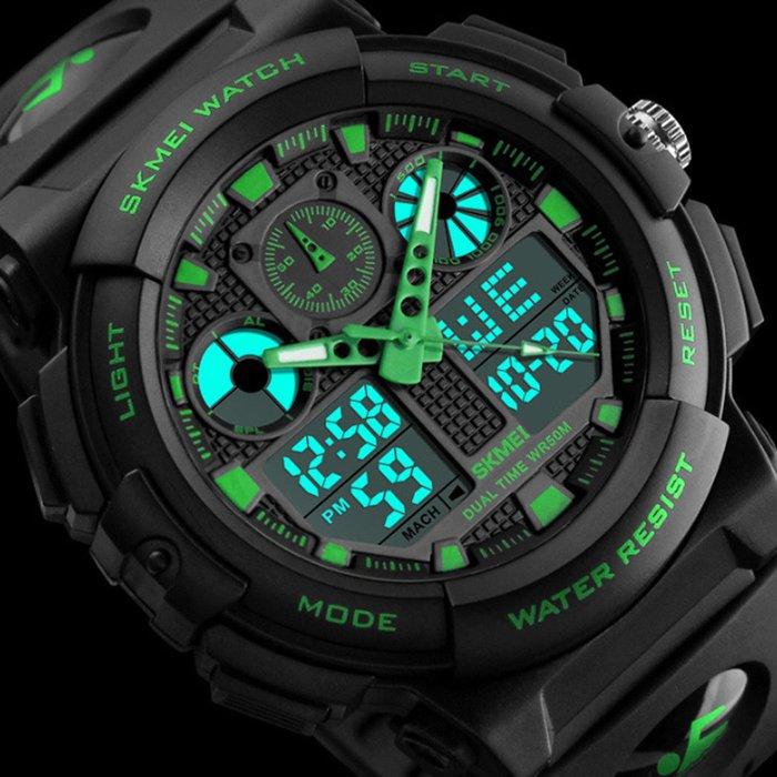 Αδιάβροχα ρολόγια με λουρακι σλικόνης καινούργια με συσκευασία. Photo 1