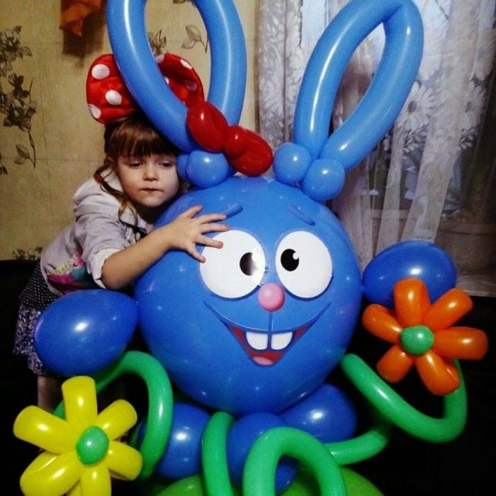 Детсад оформление шарами!. Photo 5