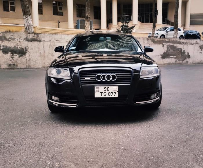 Audi A6 2005. Photo 6