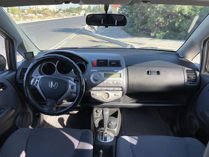 Honda Jazz 2007. Photo 4