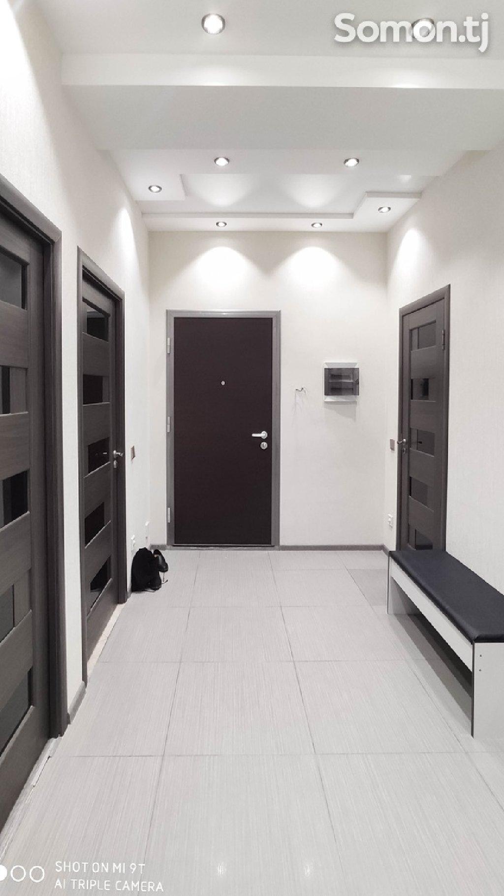 Сдается квартира: 3 комнаты, 100 кв. м, Душанбе