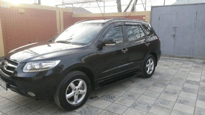 Hyundai Santa Fe 2009. Photo 5