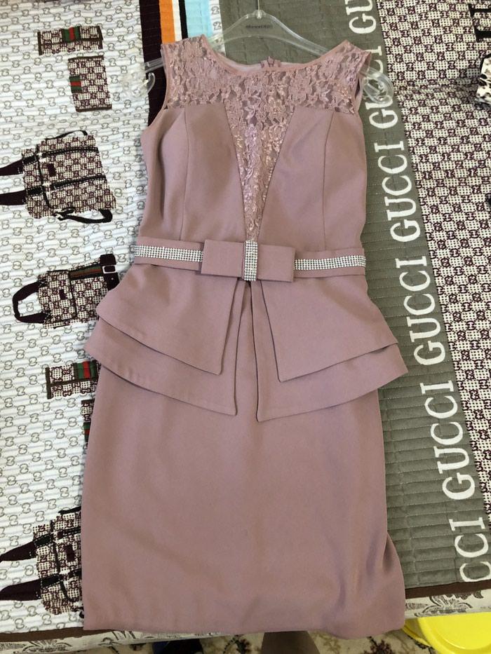 Турецкое платье размер 36, одевалось один раз , цена  1000 KGS в ... e2dbf40d903