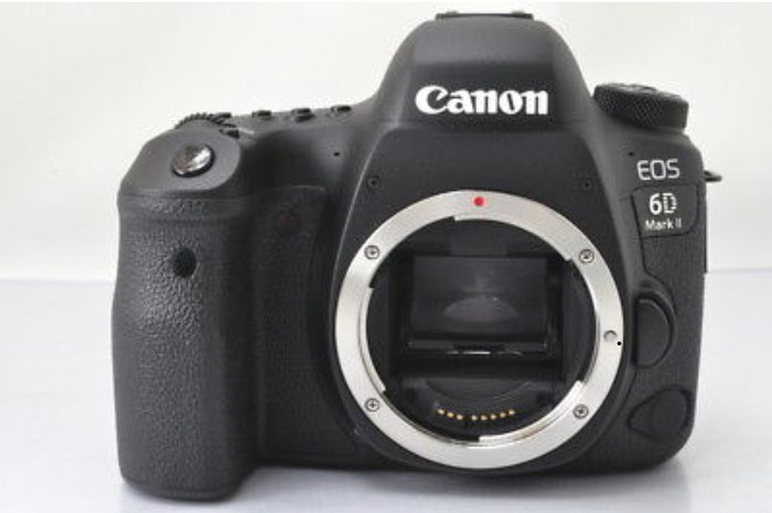 Canon EOS 6D Mark II Digital SLR Camera Body 26.2 MP Full-Frame в Амондара