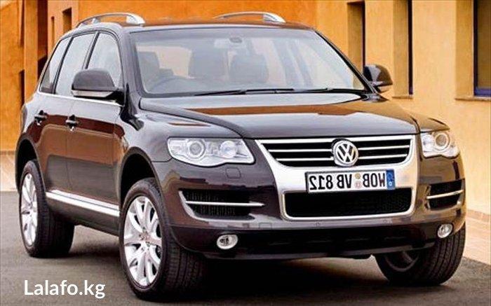 Volkswagen Touareg 2007 в Бишкек