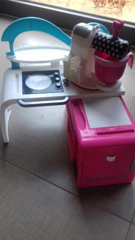 Small kitchenette + coffee station + accessories. Photo 2