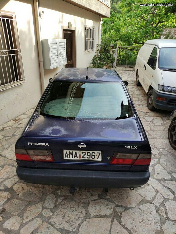 Nissan Primera 1.6 l. 1995   518000 km   η αγγελία δημοσιεύτηκε 17 Μάιος 2021 15:26:16: Nissan Primera 1.6 l. 1995   518000 km