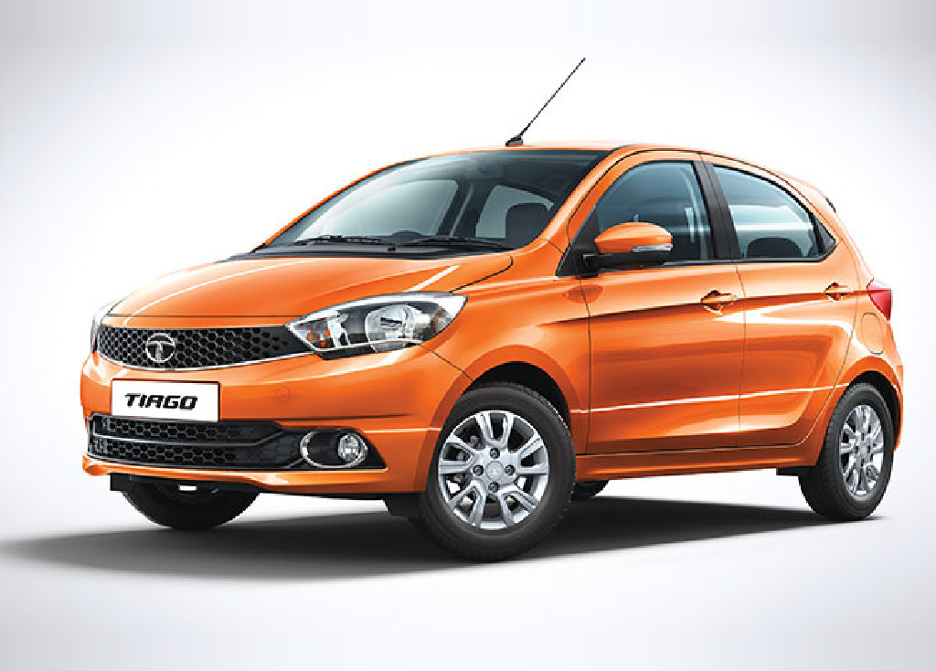 Tata Tiago is among the best compact hatch offered at an affordable price in Nepal
