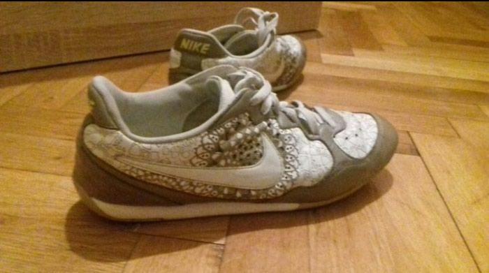 Nike original zenske patike, ocuvane u dobrom stanju, broj 39 - Beograd