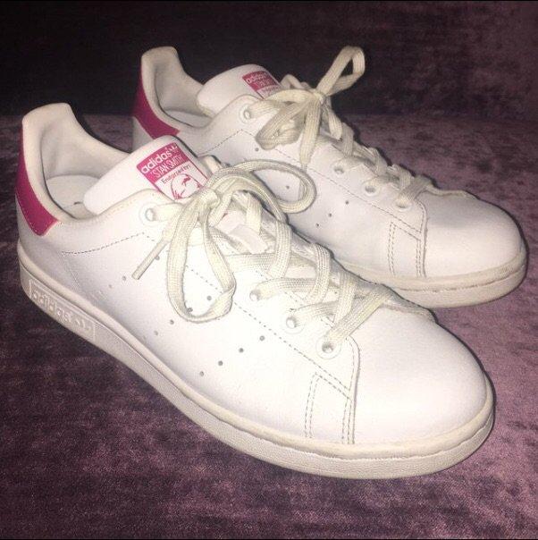 Adidas originals stan smith λευκά δερμάτινα sneakers δετά αθλητικά παπ σε Νέα Σμύρνη