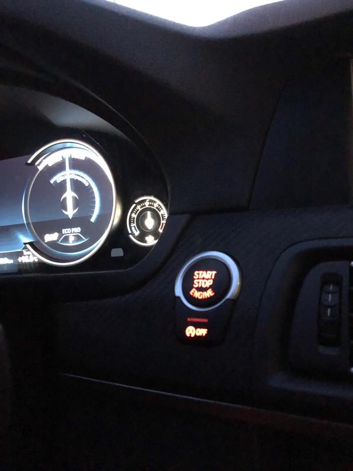 BMW 520 2013. Photo 6