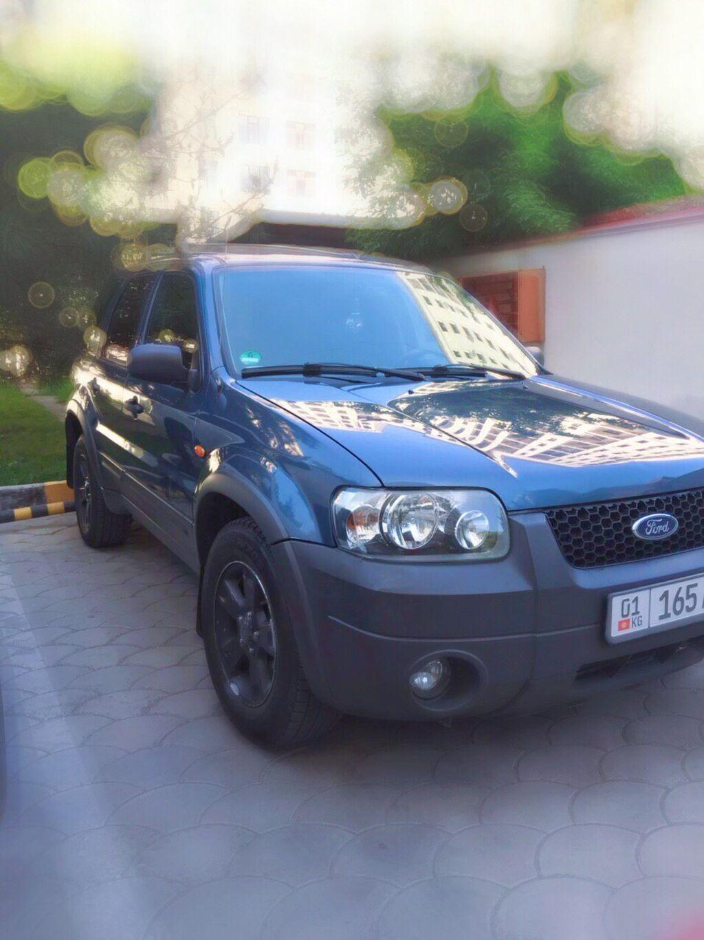 Ford Maverick 3 л. 2004   210000 км